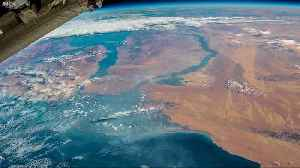 News video: Views From The International Space Station: Earth From Space