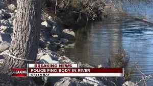 News video: Green Bay Police recover person from East River
