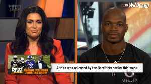 News video: Free Agent Adrian Peterson Names His 'Perfect Landing Spot'