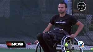 News video: Boca Raton wheelchair tennis program best of 2017