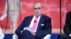 News video: Report: Trump Picks Larry Kudlow to Replace Gary Cohn