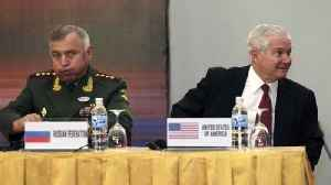 News video: Russia Warns of Consequences if US Strikes Syria