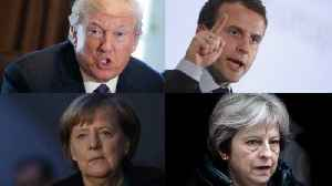 News video: World Leaders Join Britain in Blaming Russia for Spy Attack