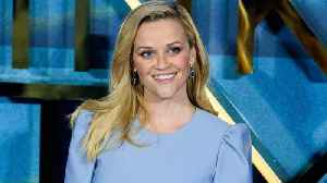 News video: Reese Witherspoon Dedicates Time To Being Happy