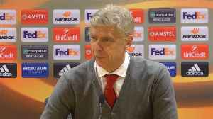 News video: Wenger says Arsenal performed well despite slow start