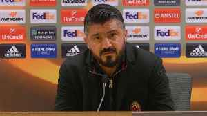 News video: Gattuso says scoreline unfair to his side after defeat at Arsenal