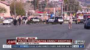 News video: Deadly shooting near Lamb, Owens under investigation