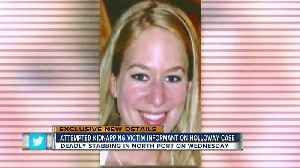 News video: Woman who stabbed man to death during North Port kidnapping was informant in Natalee Holloway case