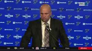 News video: Yeo unhappy with the result but not the effort in loss to Avs