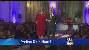 News video: Lisa Hughes Hosts Project Role Model Fashion Show