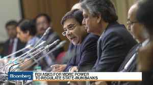 News video: RBI Says Government Is Impeding Bank Supervision