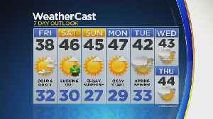 News video: Cold, Windy End To Work Week