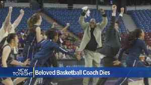 News video: Players Mourn Loss Of Beloved Elk Grove Basketball Coach Larry Price