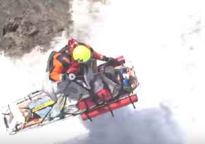 News video: Search Team Rescue Foreign Nationals Injured in Beach Landslide