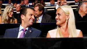 News video: Wife of Donald Trump Jr. files for divorce