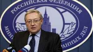 News video: Russian FM: Moscow will expand US 'black list' in response to sanctions