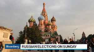 News video: Russia Tempers Response to U.S. Sanctions Before Election