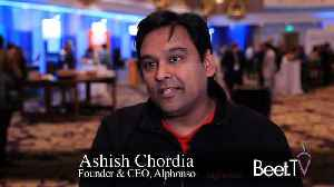 News video: Alphonso's Chordia Brings TV Ad Analytics To Europe, UK First