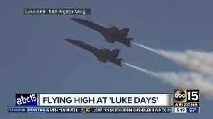 News video: Attend Luke Days this weekend in Litchfield Park