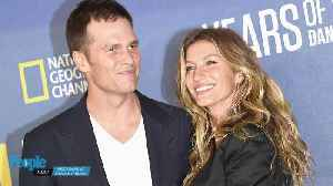 News video: Tom Brady Reveals How Wife Gisele Bündchen's Support Means He Is Not Retiring Just Yet