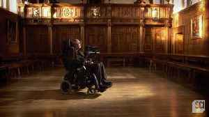 News video: 'Science Channel Presents': Top 5 Thoughts By Stephen Hawking