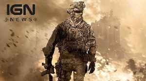 News video: 'Call of Duty: Modern Warfare 2 Remastered' Listing Spotted - IGN News