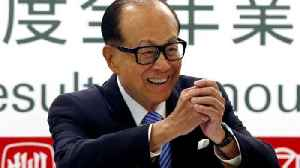 News video: Hong Kong's richest man calls it quits at age 89