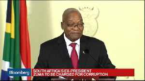 News video: Former South African President to Be Charged for Corruption