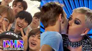 News video: BTS Documentary Trailer!! - Katy Perry Kissed Contestant Without Consent! (DHR)