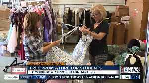 News video: Free prom attire for Las Vegas students