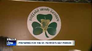 News video: St. Patricks Day Preview at the Buffalo Irish Center