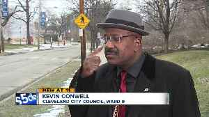 News video: Ward 9 City Councilman, Kevin Conwell said Case Western Reserve University officers harassed him last Friday