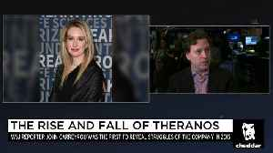 News video: What's Next for Disgraced CEO of Theranos, Elizabeth Holmes?