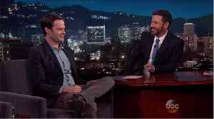 News video: Bill Hader And Jimmy Fallon Crack Each Other Up