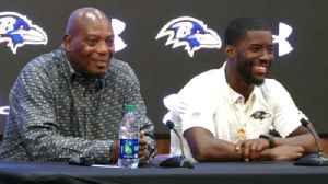 News video: Ravens' on signing wide receiver John Brown