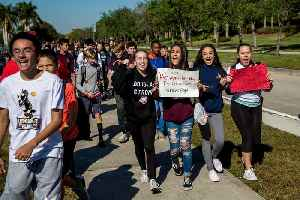 News video: Parkland Drama Students Release Song to Benefit Community Members After Shooting