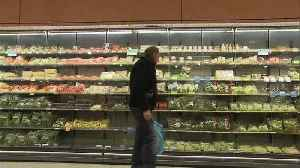 News video: Eurozone inflation lower than expected