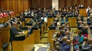 News video: Zuma hit with arms deal corruption charges