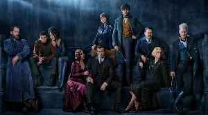 News video: Harry Potter Fans Spot Potential Spoiler in Grindelwald Trailer