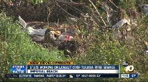 News video: State lawmakers working on lawsuit over Tijuana River sewage
