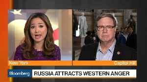 News video: U.S. Action on Russia Meddling 'Sanctions-Light,' Rep. Heck Says