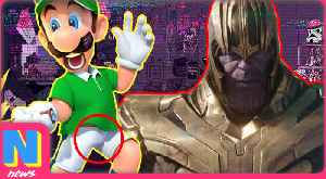 News video: Avengers: Infinity War Trailer Breakdown, Luigi's Bulge Makes Twitter Go Wild | Nerdwire News