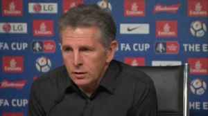 News video: Puel: Pressure on Chelsea to win