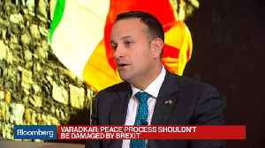 News video: Irish PM Says 'Think We Can Get There' on Brexit Border Deal