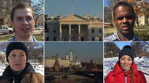 News video: Americans to Russians: What's Russia really like?