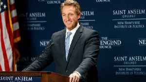 News video: Jeff Flake on 2020 White House run: 'I haven't ruled it out'