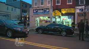 News video: Man Charged With Murder In Shootout At Baltimore Barbershop