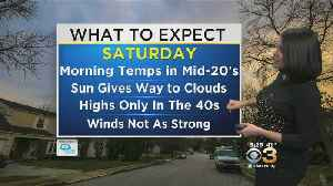 News video: Kate Has Your Friday Night Forecast