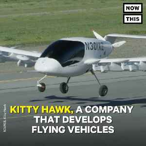 News video: These Self-Flying Taxis Are Taking To The Skies