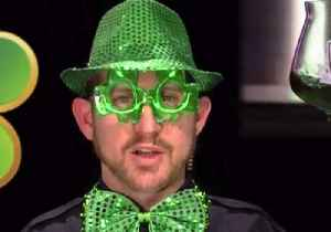 News video: Iowa Police Share Solid Contender for Cheesiest St Patrick's Day 'Warning'